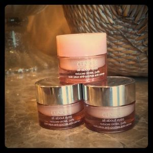 Clinique- All about Eyes trio. Brand new